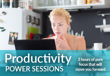 Productivity Power Sessions