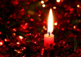 Light a Candle Ritual For Winter Solstice
