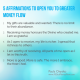 5 Affirmations To Open You to Greater Money Flow FB