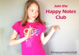 Join the Happy Notes Club